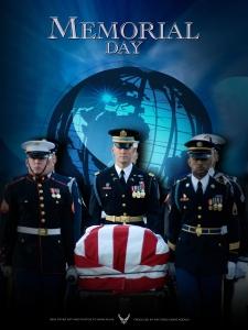 2008 Memorial Day Poster #3.