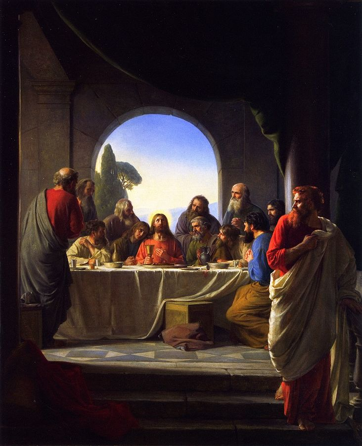 Judas and the Last Supper